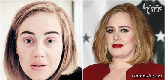 عکس ستاره های هالیوود قبل و بعد آرایش عکس ستاره های هالیوود قبل و بعد آرایش چهره ستاره های مشهور هالیوود از جمله بازیگران و خواننده های معروف را قبل و بعد از آرایش ببینید, آن ها در اینستاگرام عکس های بدون آرایش خود را منتشر کرده اند. ستاره های هالیوود بدون آرایش درست است […]