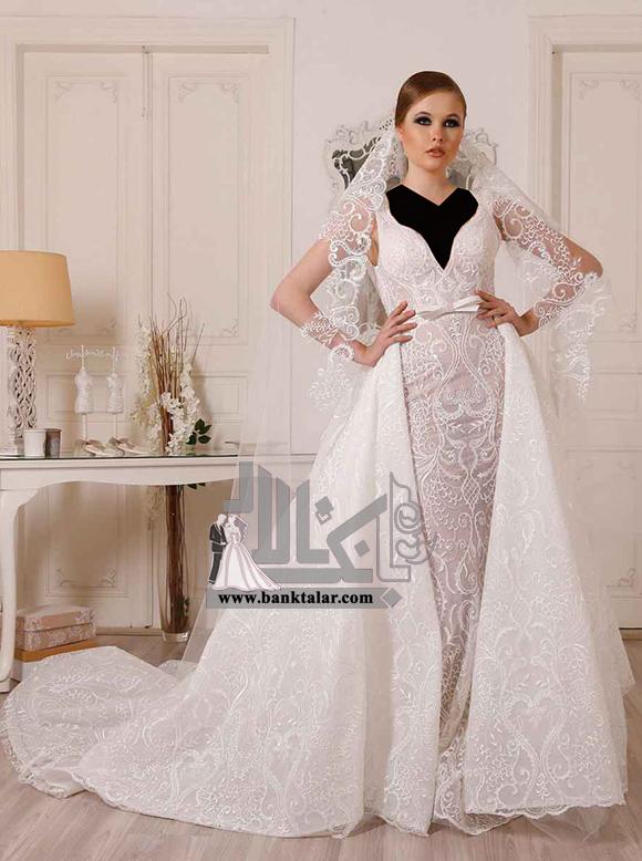 س عروس ۲۰۱۷ دانتل در زیر مدل های لباس عروس ۲۰۱۷ از کالکشن بهار و تابستان برندهای معروف دنیا را مشاهده می نمایید.