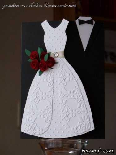 کارت عروسی با تم عروس و داماد کارت عروسی اولین چیزی است که میهمانان جشن ازدواج از سلیقه و ذوق شما می بینند و تنها یادگاری است که از شما در خانه ی فامیل باقی می ماند پس ایده های خاص برای این کارت انتخاب کنید. بازدید : ۳۴,۵۰۱ نفر کارت عروسی را بعد از […]