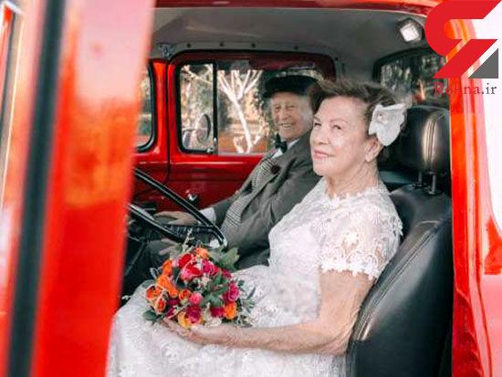 رکنا: یک زوج که هیچ عکسی از جشن عروسی خود عکس نداشتند، بعد از ۶۰ سال عکسهای آن را هم گرفتند. جشن عروسی با تمام دردسرهایش برای یک زوج جزو خاطرهانگیزترین مراسمهایی است که در ذهن میماند و آنها دوست دارند که بهترین عکسها از آن گرفته شود و این عکسها را به همه نشان […]
