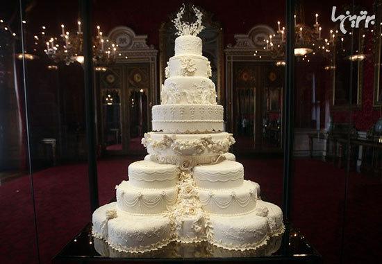 کیک عروسی برای ساخت و تهیه کیک عروسی شاهزاده ویلیام و کیت میدلتون هزینه ای بالغ بر ۸۰۰۰۰ دلار پرداخت شد. طراحی این کیک ۵ هفته زمان برد. این کیک حدود ۱۷ لایه داشت که در ردیف هشتم آن تعداد ۹۰۰ گل خوراکی قرار گرفته بود. ویولت کیکس مسئول پخت کیک عروسی پرنس هری و […]