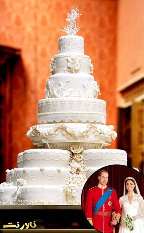 ۶ مدل کیک از گرانترین کیک های عروسی مشهور ادمین۴ سال پیشارسال دیدگاه۱۴,۲۴۶بازدید مقالات : کیک عروسی پرنس ویلیام وکیت میدلتون این کیک با هزینه ای حدود ۸۰,۰۰۰ دلار ساخته شده است. طراحی کیکپرنس ویلیام و کیت میدلتون فوق العاده حدود ۵ هفهت به طول انجامید. این کیک حدود ۱۷ لایه دارد که با قراردادن […]