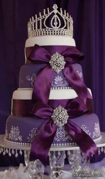کیک های عروسی رومانتیک و شیک سری ۳ در انتخاب تمام اجزای جشنعقد و عروسیداشتن ایده هایی نو و خاص نقش خوبی دارد . در این بخش ایده هایی بسیار زیبا و در عین حال جدید را می بینید که به زیبایی جشن شما جلوه و شیرینی خواصی می بخشد. کیک های عروسی رومانتیک […]